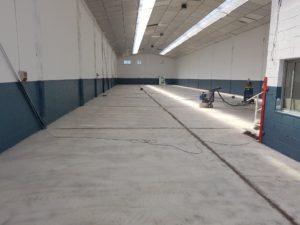 Pavimentos industriales - Reparación de juntas