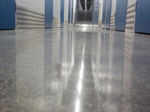 Pavimentos industriales - Hormigón Terrazo Continuo